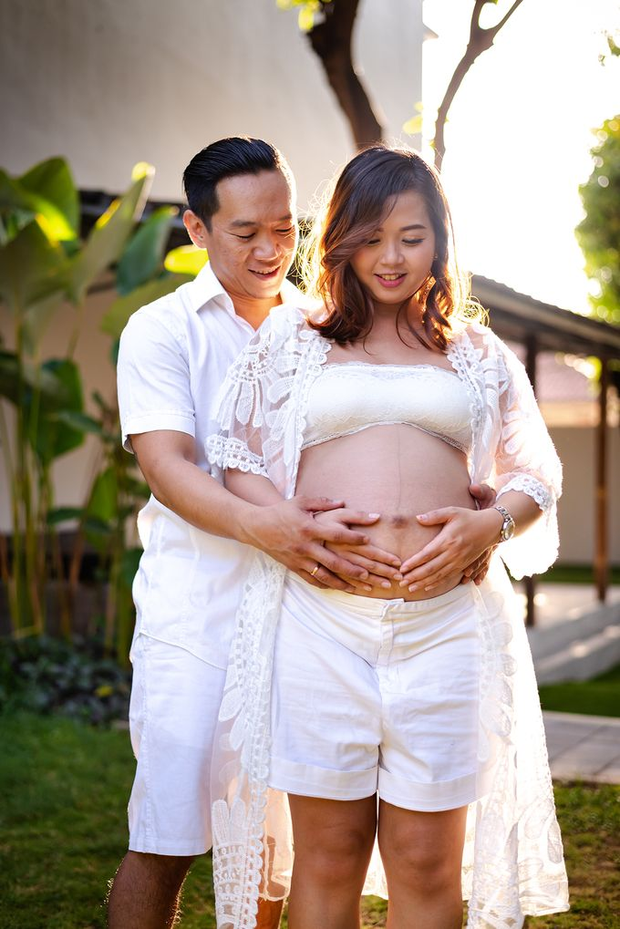 Maternity of Michael & Irene by Satrisca Makeup Artist - 017