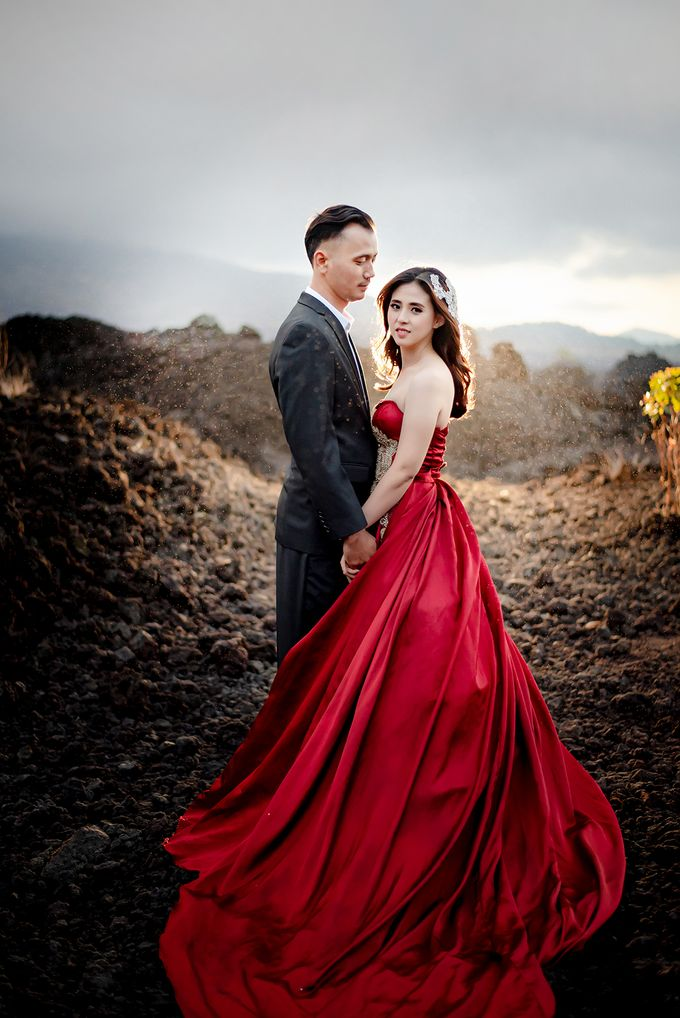 Prewedding Makeup for Evelyn by Satrisca Makeup Artist - 009