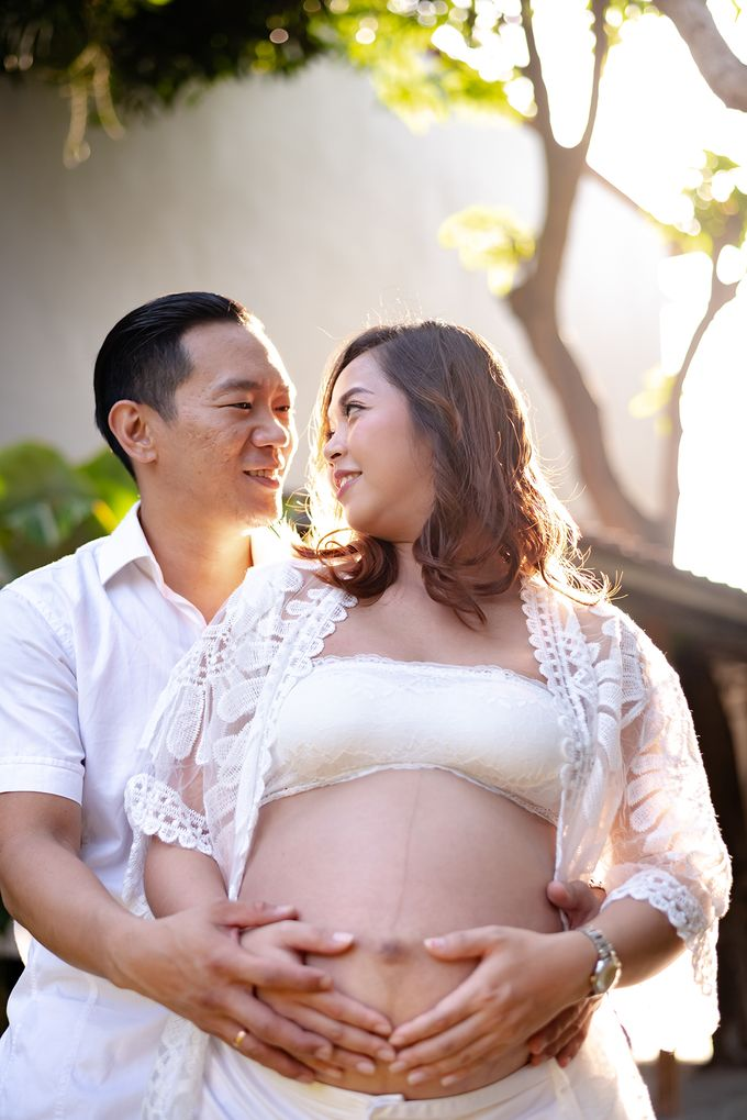 Maternity of Michael & Irene by Satrisca Makeup Artist - 018