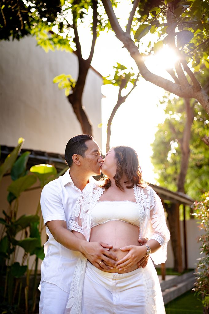 Maternity of Michael & Irene by Satrisca Makeup Artist - 019