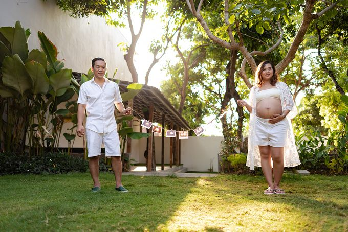 Maternity of Michael & Irene by Satrisca Makeup Artist - 020