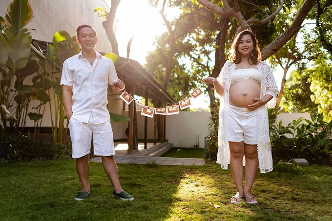 Maternity of Michael & Irene by Satrisca Makeup Artist - 022