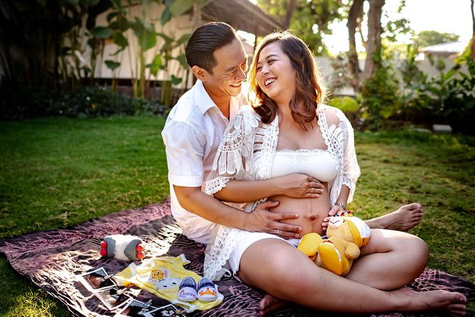 Maternity of Michael & Irene by Satrisca Makeup Artist - 026