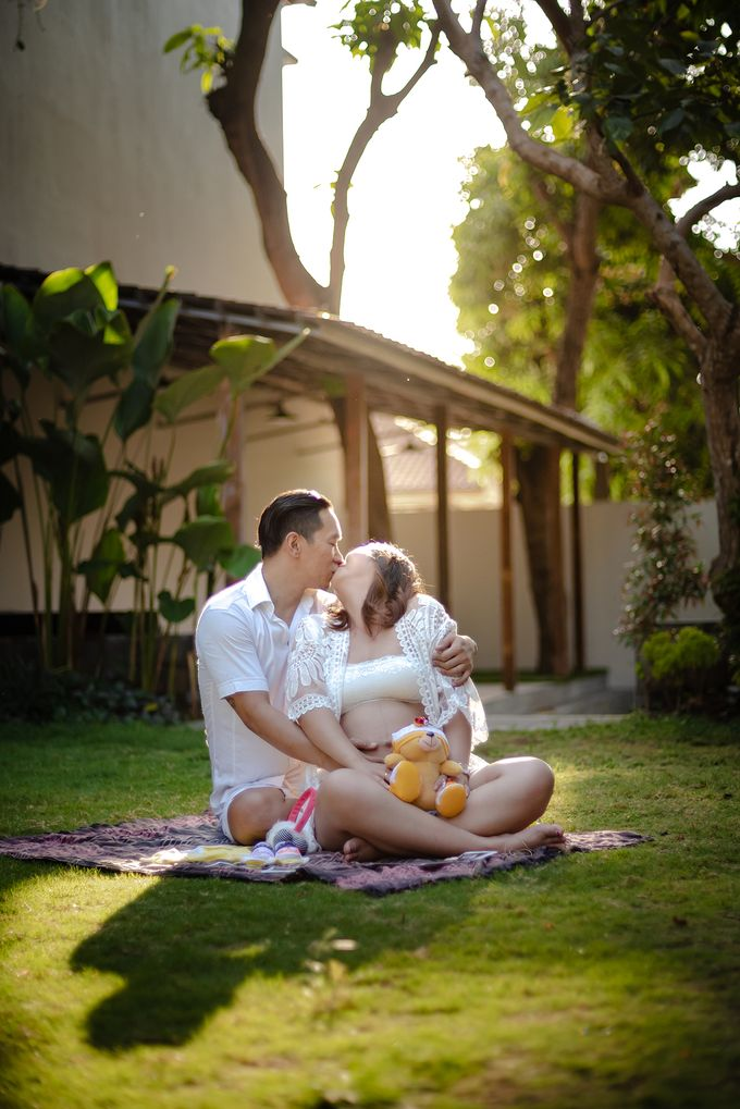 Maternity of Michael & Irene by Satrisca Makeup Artist - 028