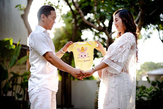 Maternity of Michael & Irene by Satrisca Makeup Artist - 034