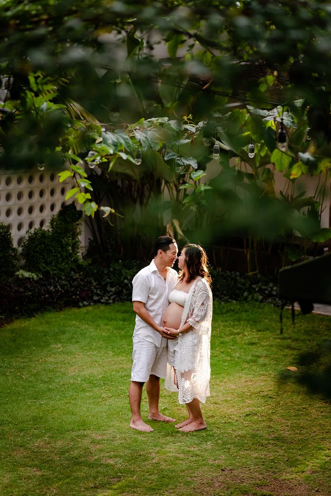Maternity of Michael & Irene by Satrisca Makeup Artist - 036