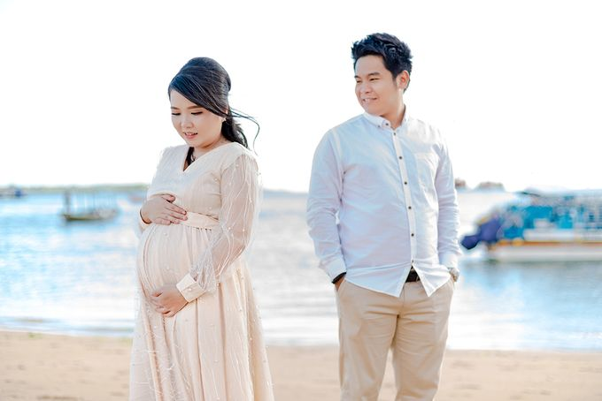 Maternity of Christian & Irene by Satrisca Makeup Artist - 004