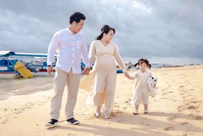 Maternity of Christian & Irene by Satrisca Makeup Artist - 010