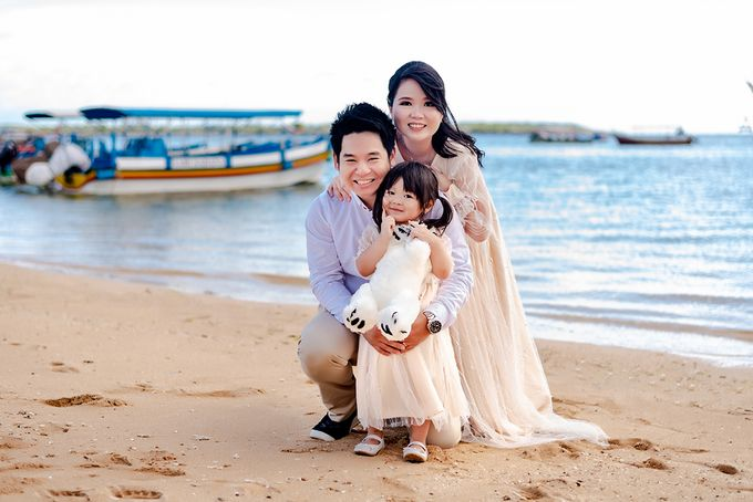 Maternity of Christian & Irene by Satrisca Makeup Artist - 012
