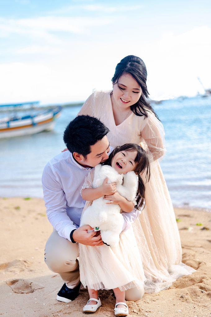 Maternity of Christian & Irene by Satrisca Makeup Artist - 013