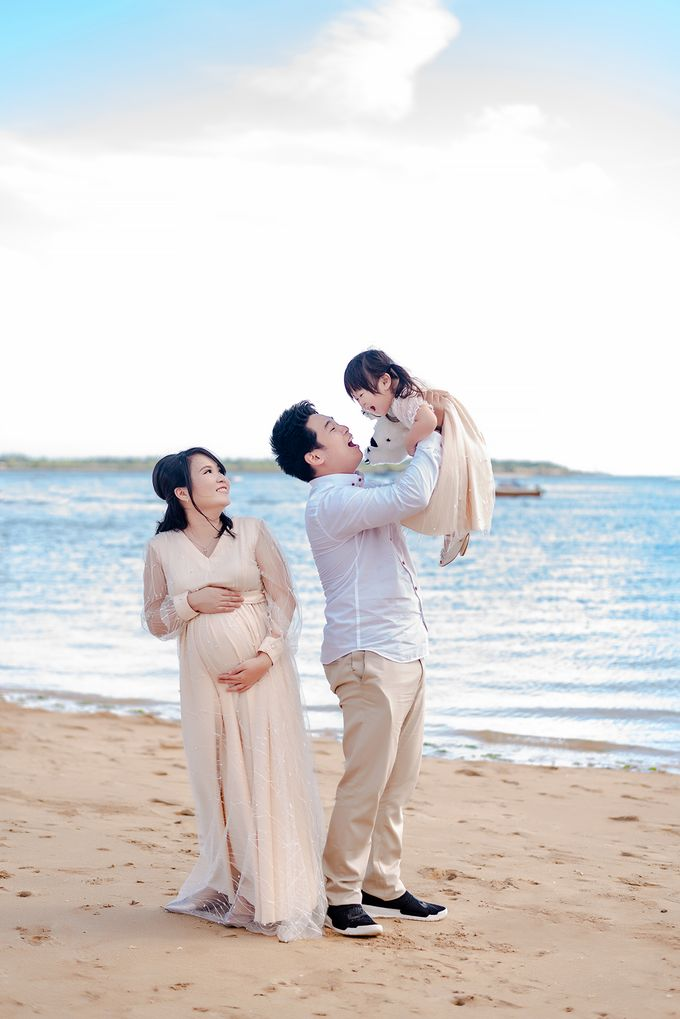 Maternity of Christian & Irene by Satrisca Makeup Artist - 018