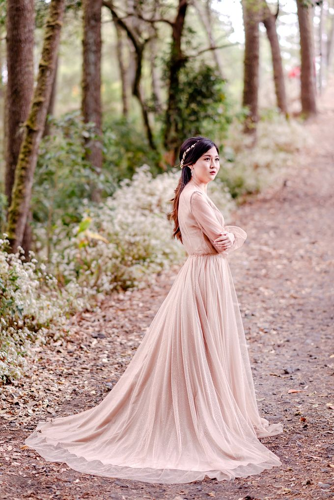 Prewedding Makeup for Metta by Satrisca Makeup Artist - 007