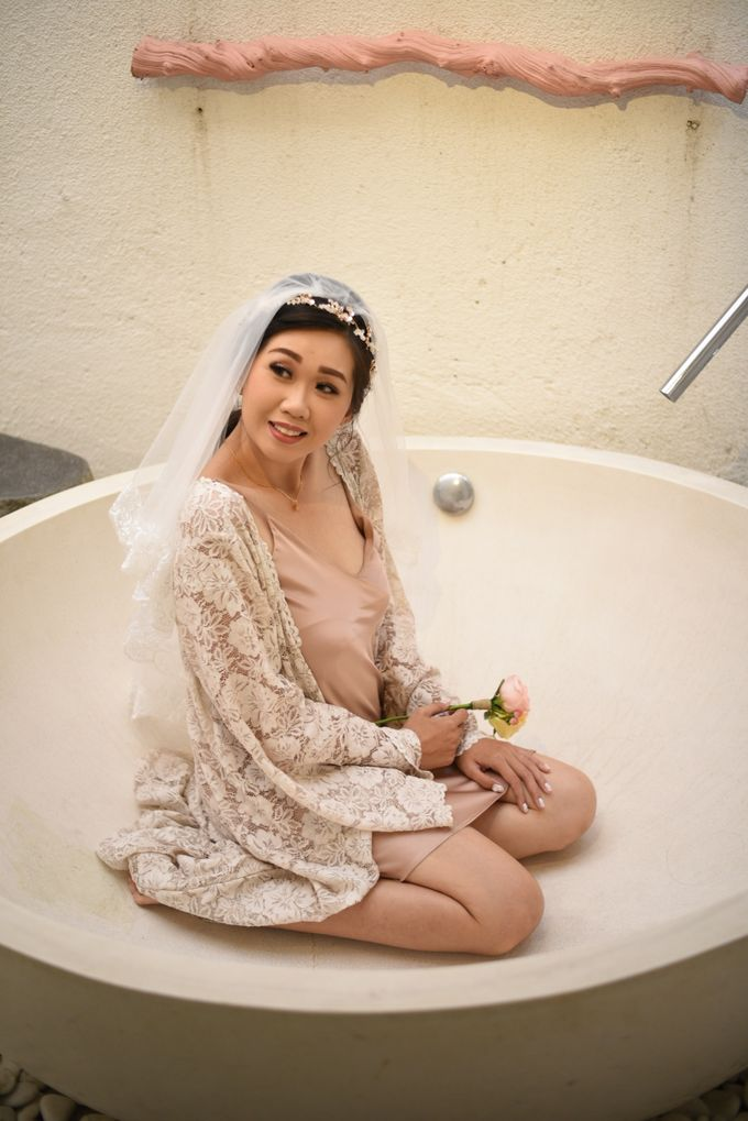 Bride Heny by Satrisca Makeup Artist - 003