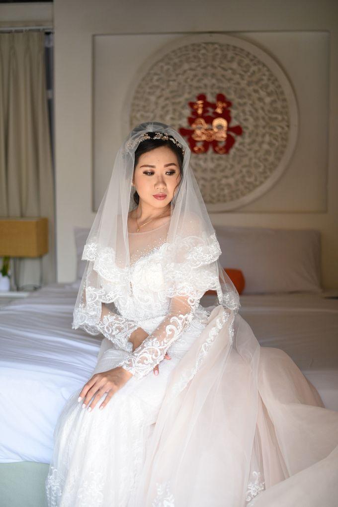 Bride Heny by Satrisca Makeup Artist - 007