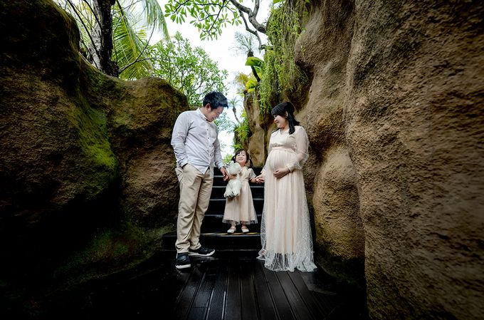 Maternity of Christian & Irene by Satrisca Makeup Artist - 028