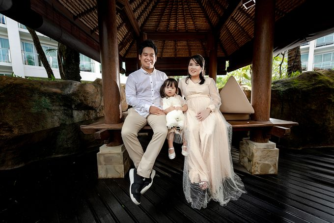 Maternity of Christian & Irene by Satrisca Makeup Artist - 029