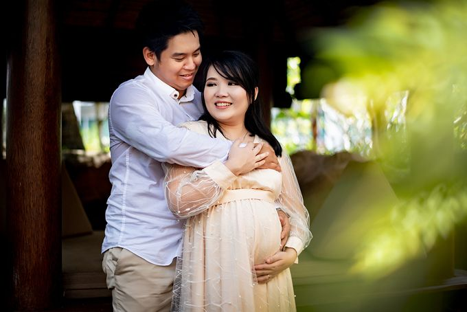 Maternity of Christian & Irene by Satrisca Makeup Artist - 032