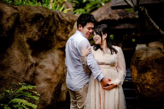 Maternity of Christian & Irene by Satrisca Makeup Artist - 034