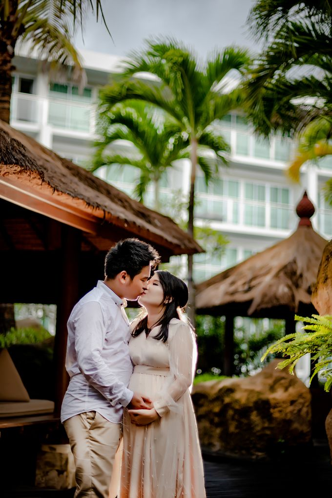 Maternity of Christian & Irene by Satrisca Makeup Artist - 037