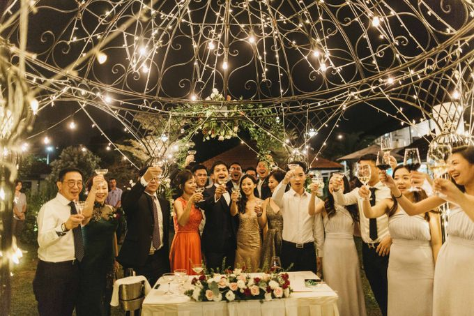 [Video] The Summerhouse Wedding by Darren and Jade Photography - 048
