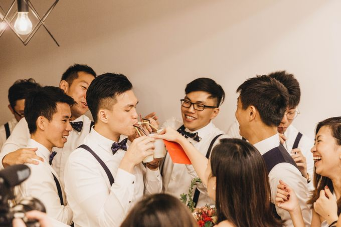 [Video] The Summerhouse Wedding by Darren and Jade Photography - 015