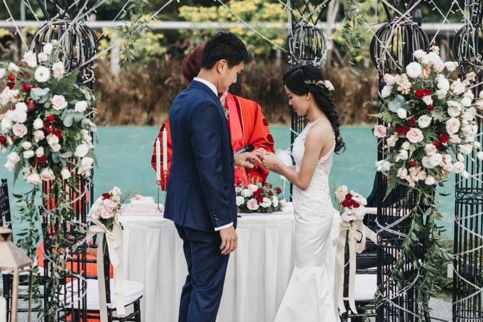 [Video] The Summerhouse Wedding by Darren and Jade Photography - 039