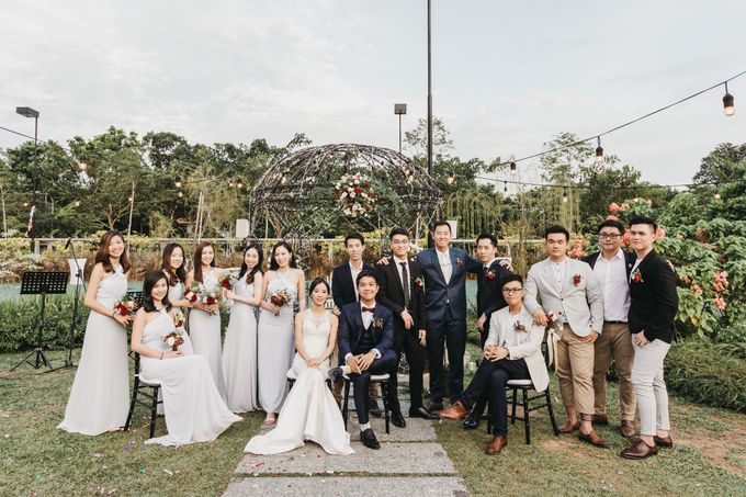 [Video] The Summerhouse Wedding by Darren and Jade Photography - 041
