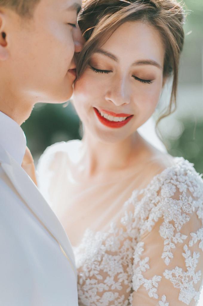Bruno And Kim Wedding By Amanda Cheong Make Up Artist Bridestory Com