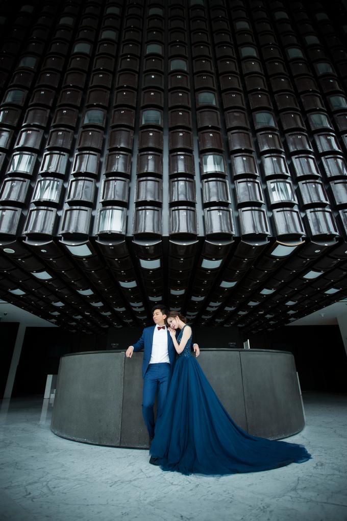 Lindy's Pre Wedding by Amanda Cheong~Make-up Artist - 003