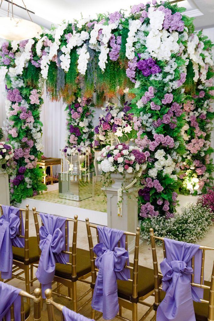 amarilis dekor dharmawangsa by Amarillis Floral and Party Decorator - 002