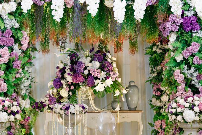 amarilis dekor dharmawangsa by Amarillis Floral and Party Decorator - 007