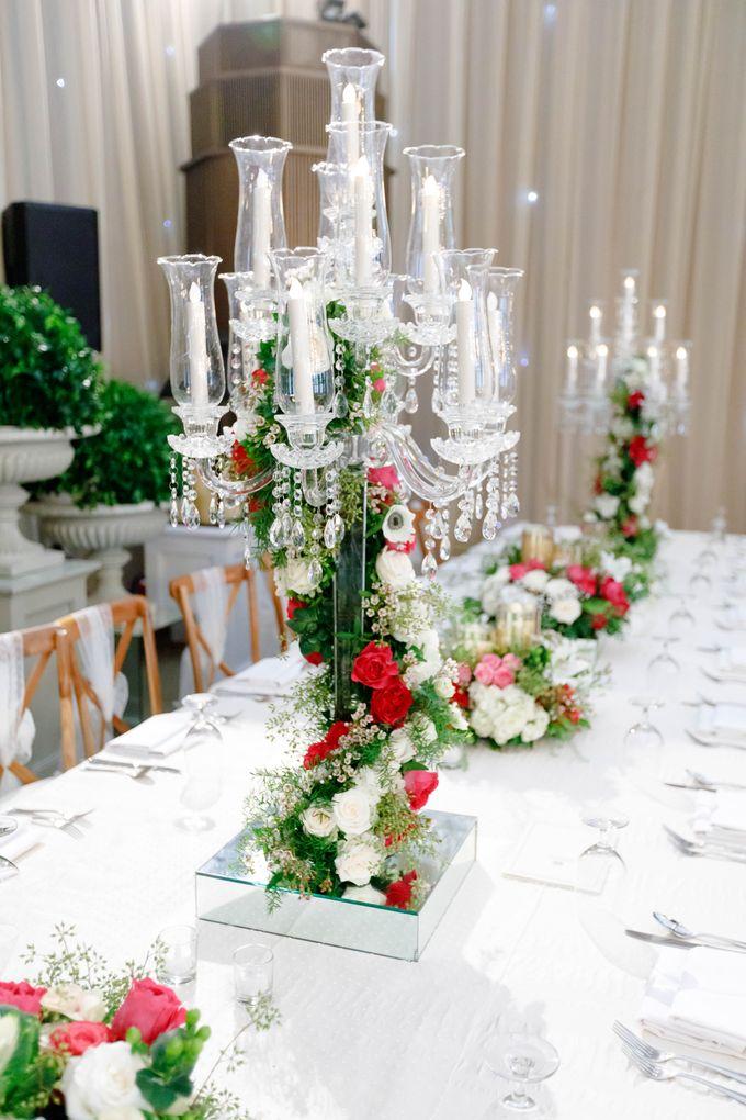 amarilis dekor dharmawangsa by Amarillis Floral and Party Decorator - 012