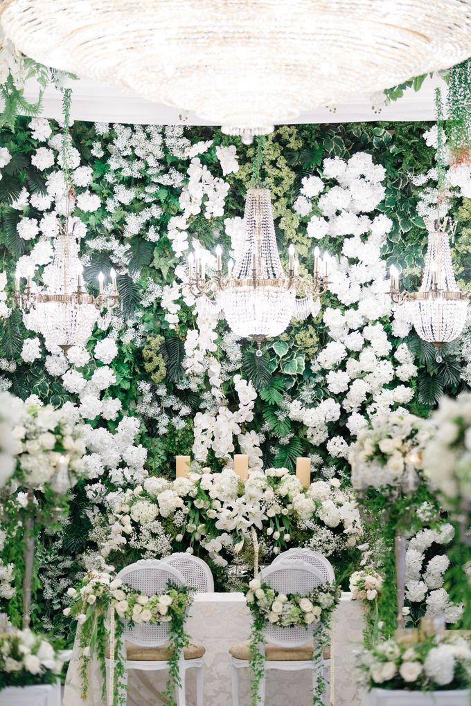 amarilis dekor dharmawangsa by Amarillis Floral and Party Decorator - 028