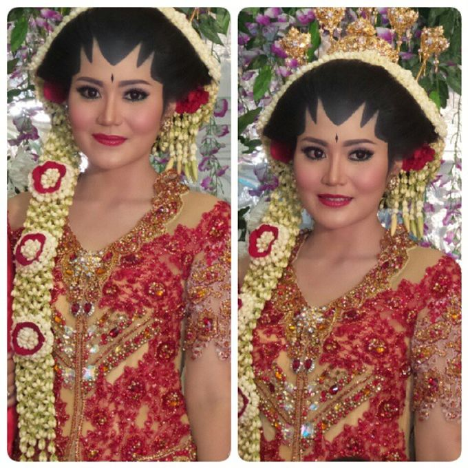 Ambar Paes Traditional Wedding Make Up by Ambar Paes Traditional Wedding Make Up - 005