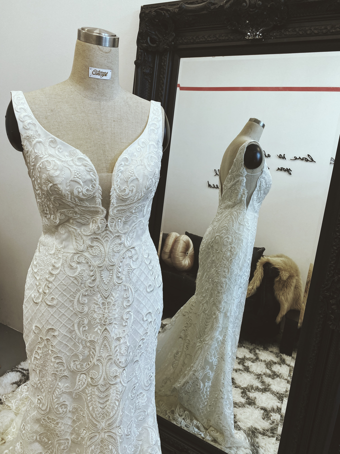 Sample Wedding gowns 2020/2021 by Amberain Concept - 002