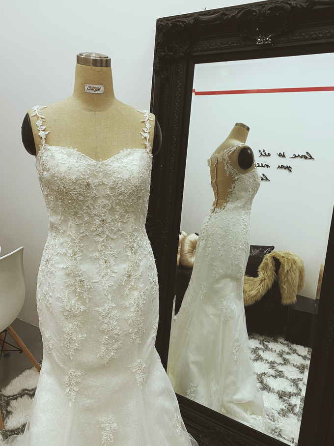 Sample Wedding gowns 2020/2021 by Amberain Concept - 004