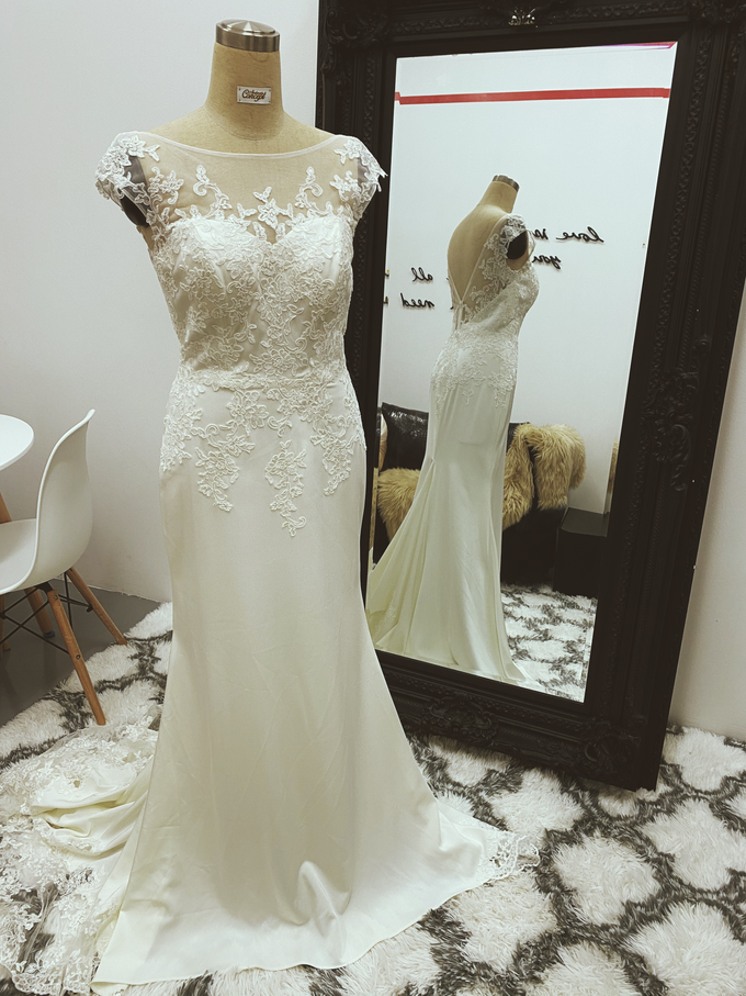 Sample Wedding gowns 2020/2021 by Amberain Concept - 005