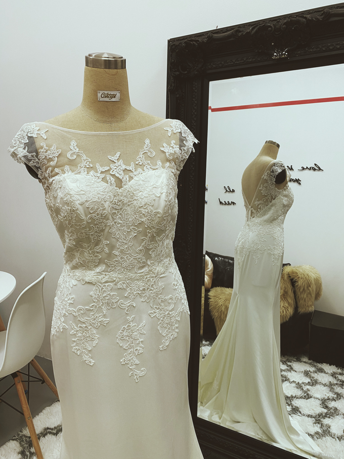 Sample Wedding gowns 2020/2021 by Amberain Concept - 006