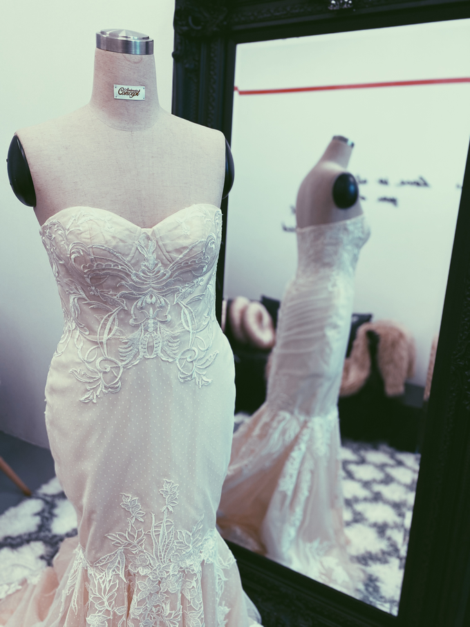 Sample Wedding gowns 2020/2021 by Amberain Concept - 008