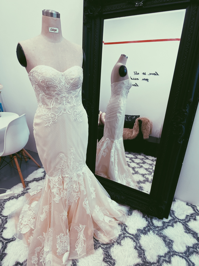 Sample Wedding gowns 2020/2021 by Amberain Concept - 007