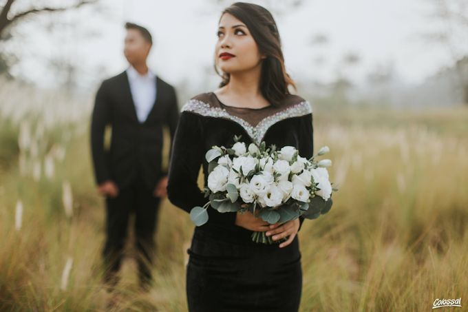 The Pre-wedding of Ameer and Nadira by Colossal Weddings - 001