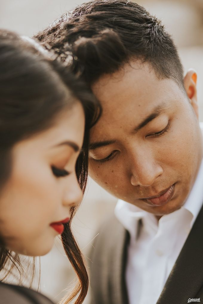 The Pre-wedding of Ameer and Nadira by Colossal Weddings - 009