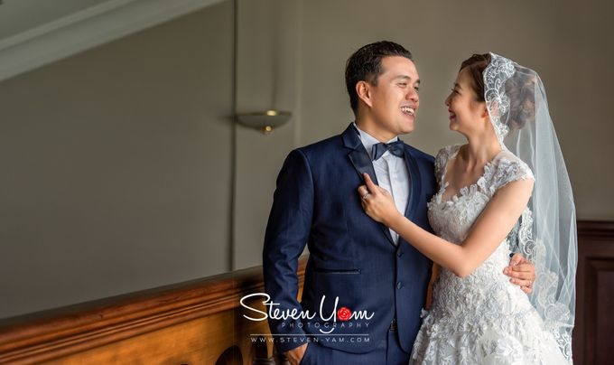 Pre Wedding & Couple Portraiture by Steven Yam Photography - 028