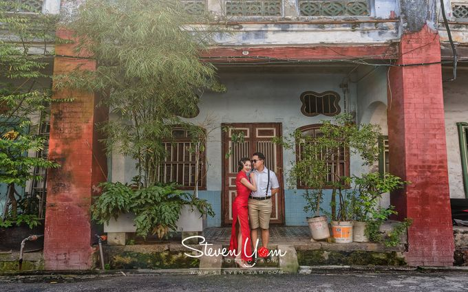 Pre Wedding & Couple Portraiture by Steven Yam Photography - 025