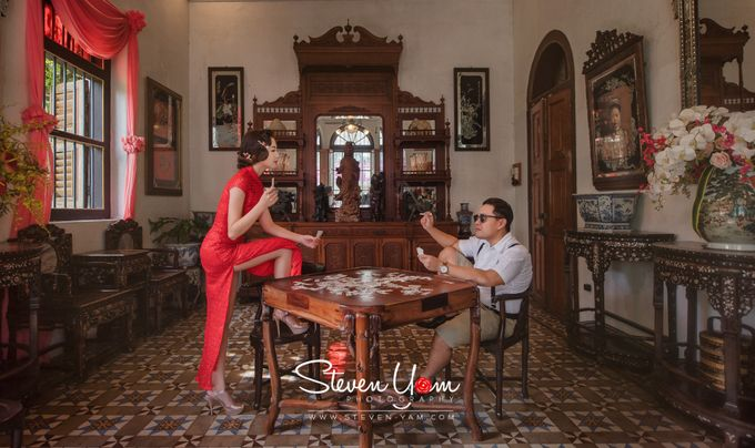 Pre Wedding & Couple Portraiture by Steven Yam Photography - 024