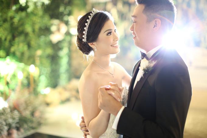 ANDREE & FELINA WEDDING by AMITIE Bridal Accessories - 003