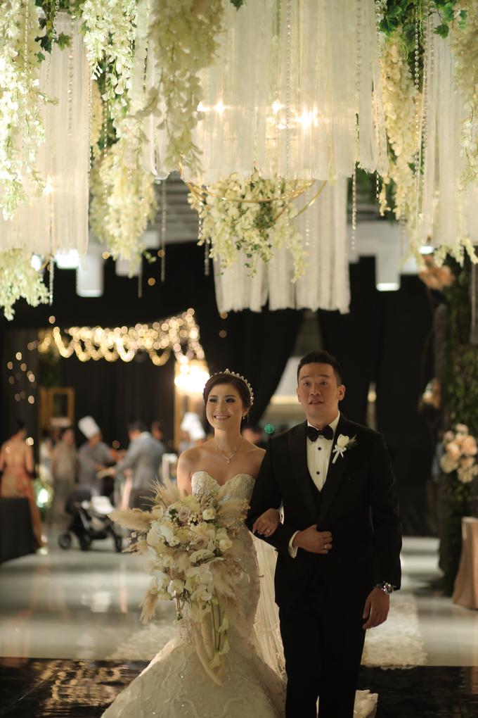 ANDREE & FELINA WEDDING by AMITIE Bridal Accessories - 001
