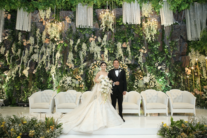 ANDREE & FELINA WEDDING by AMITIE Bridal Accessories - 002