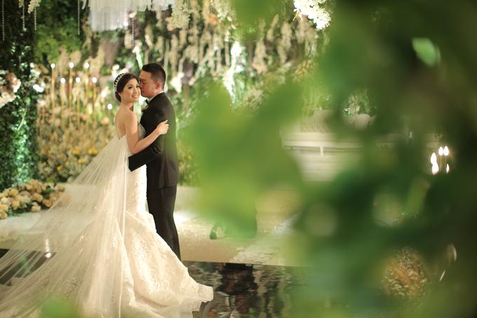 ANDREE & FELINA WEDDING by AMITIE Bridal Accessories - 004