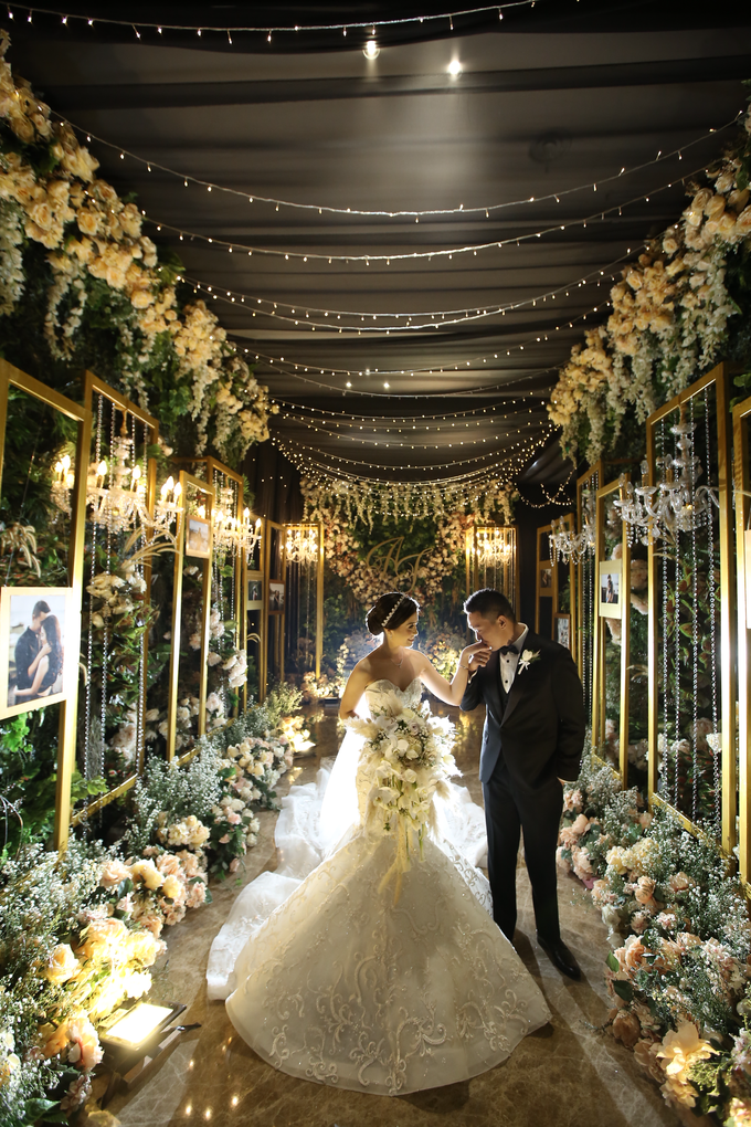 ANDREE & FELINA WEDDING by AMITIE Bridal Accessories - 006